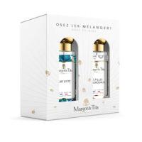 """Coffret cadeau duo MIX AND MATCH. 2 parfums de 30ml """"Flirt d'été"""" et """"Les filles de Bordeaux"""" par Margot&Tita. Découvrez une rencontre fruitée et florale."""