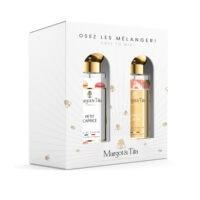 """Coffret cadeau duo MIX AND MATCH. 2 parfums de 30ml """"Petit Caprice"""" et """"Scarlett&Jayne"""" par Margot&Tita. Découvrez une rencontre gourmande et florale."""