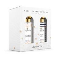 """Coffret duo MIX AND MATCH 2 parfums 30ml """"Voulez-vous m'épouser"""" and """"Vue sur l'océan"""" par Margot&Tita. Découvrez une rencontre florale et aquatique."""